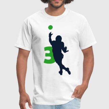 Wilson Seahawks Superstar Shirt - Men's T-Shirt