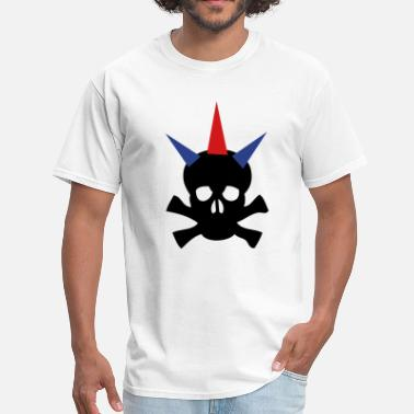 Punk Skull Punk Skull - Men's T-Shirt