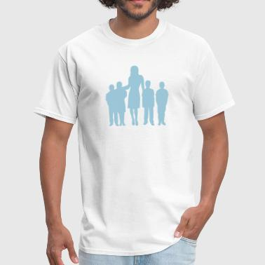 Child care - Men's T-Shirt