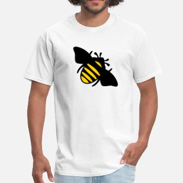 Pollen Bumble Bee 2c - Men's T-Shirt