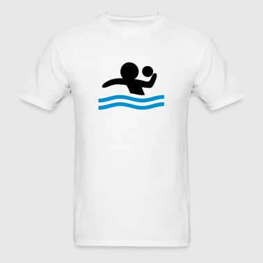 Water-polo Sport - Men's T-Shirt