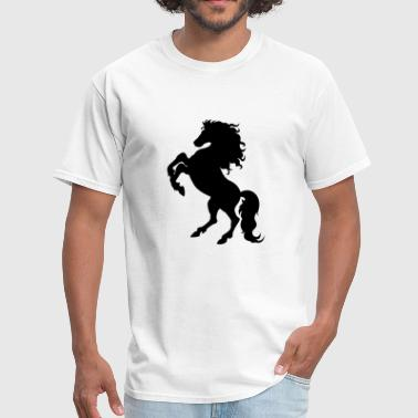Horses Baseball horse - Men's T-Shirt