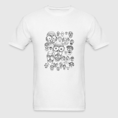 COLLAGE - Men's T-Shirt