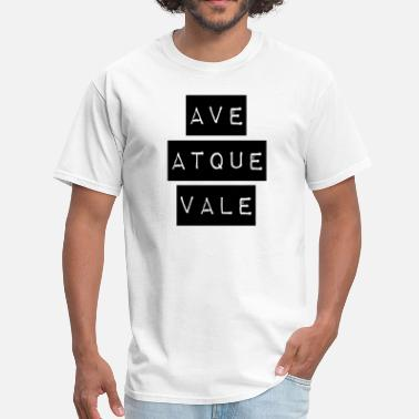 The Mortal Instruments AVE ATQUE VALE - Men's T-Shirt