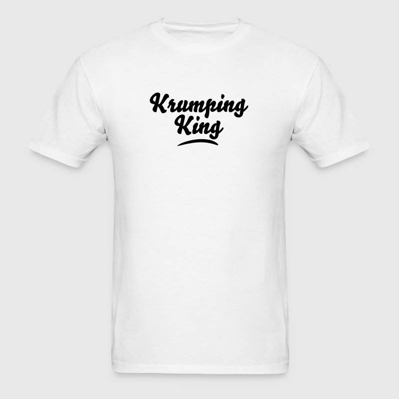 krumping king - Men's T-Shirt