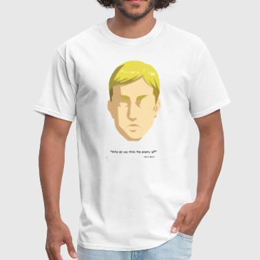 Attack on Titan: Erwin Smith Quote - Men's T-Shirt
