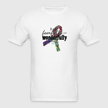 fearfully_madet13 - Men's T-Shirt