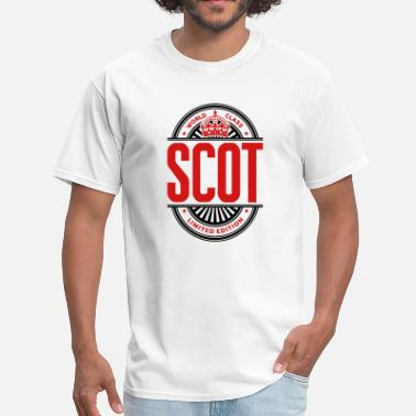 World class scot limited edition - Men's T-Shirt