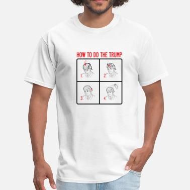 Template Presidential Election Putting the DO in DONALD - Men's T-Shirt