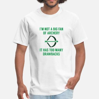 Drawback Too Many Drawbacks - Men's T-Shirt