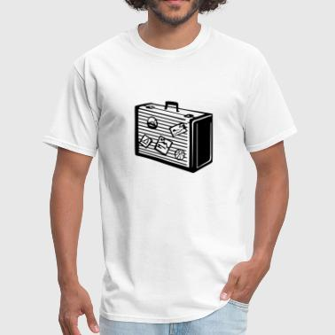 Suitcase, Travel bag - Men's T-Shirt