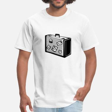 Travell Suitcase Suitcase, Travel bag - Men's T-Shirt