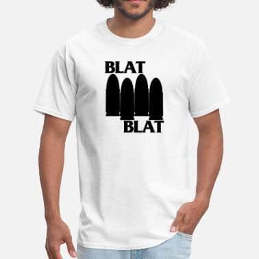 Blat Blat - Men's T-Shirt