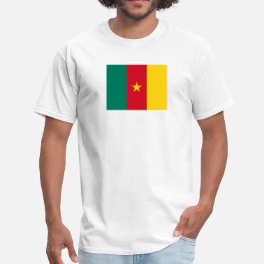 Cameroon Flag Flag of Cameroon (cm) - Men's T-Shirt