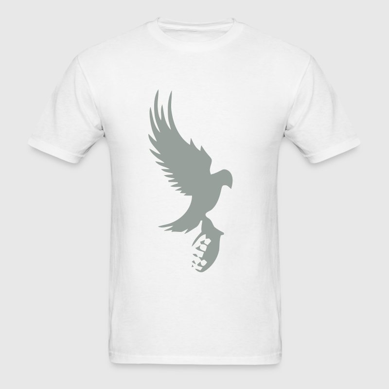 Grenade Bird - Men's T-Shirt