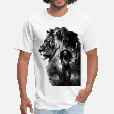 African Lion African Lion - Men's T-Shirt