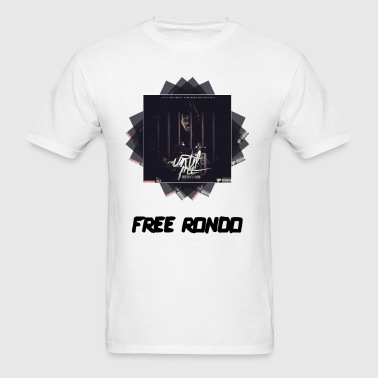 Free RondoNumbaNine Art Cover - Men's T-Shirt