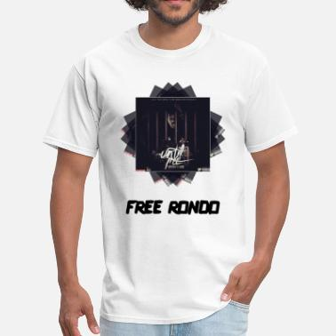 Otf Free RondoNumbaNine Art Cover - Men's T-Shirt