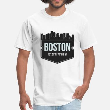 Boston City Boston City - Men's T-Shirt