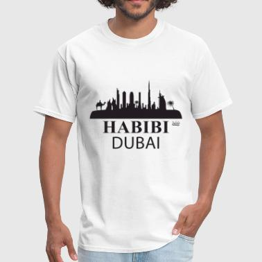 Habibi Dubai - Men's T-Shirt