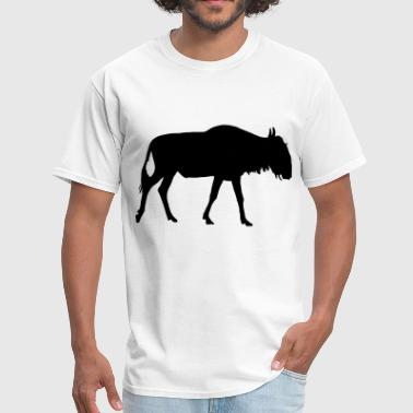 Blue wildebeest - Men's T-Shirt