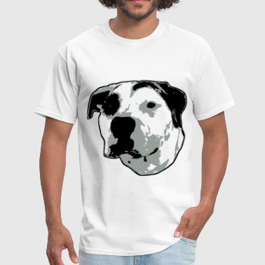 American Pitbull Pit Bull T-Bone - Men's T-Shirt
