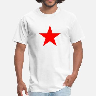 Sters Communist Star - Men's T-Shirt