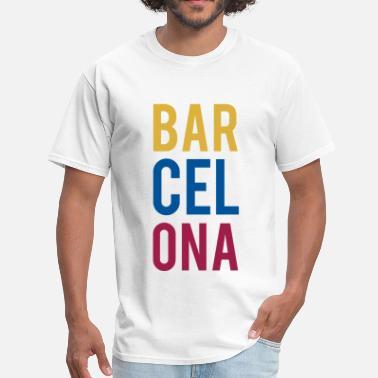 Shop Barcelona T Shirts Online Spreadshirt