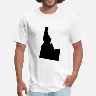 Idaho idaho - Men's T-Shirt