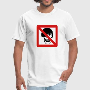 No Emo - Men's T-Shirt