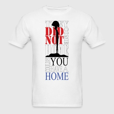 Memorial Day - Men's T-Shirt