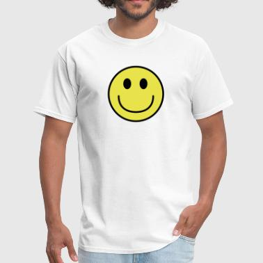 Smiley face big smile - Men's T-Shirt