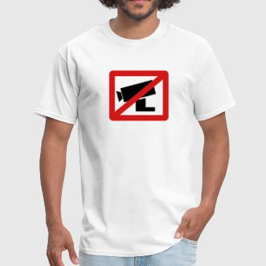 No Spying - Men's T-Shirt