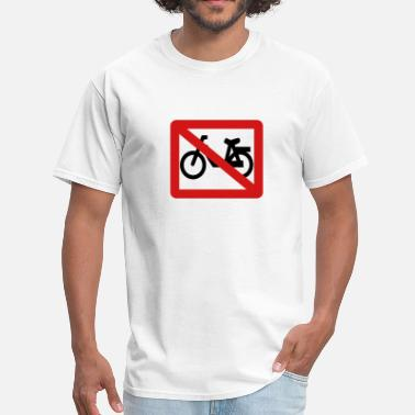 Moped No Moped - Men's T-Shirt
