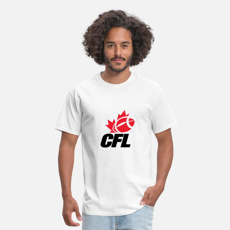 Christmas T-Shirts - CFL Logo - Men's T-Shirt white