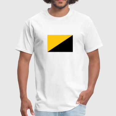 Anarcho Capitalism anarcho-capitalist flag - Men's T-Shirt