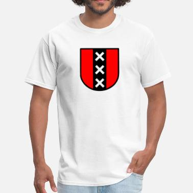 Porn City amsterdam - Men's T-Shirt