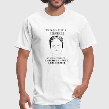 Dwight Schrute Dwight Schrute - Men's T-Shirt
