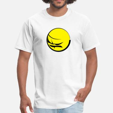 Emoticon Emote Angry Emoticon Face (emotion) - Men's T-Shirt