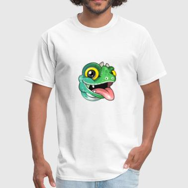 Lizard Design Alasdair lizard design - Men's T-Shirt