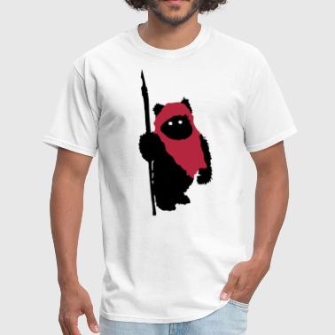 High Quality Darth Vader Star Wars Ewok - Men's T-Shirt