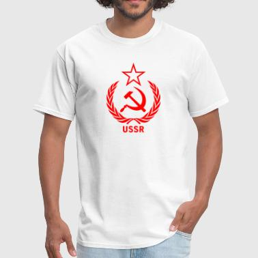 Trotsky Soviet - USSR - Men's T-Shirt