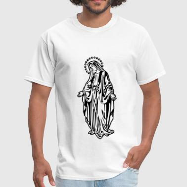 Mary Mother Of God - Men's T-Shirt