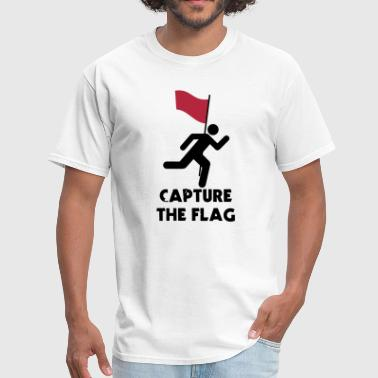 CTF - Capture the Flag  - Men's T-Shirt