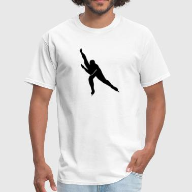 Speed Skate Speed skating - Men's T-Shirt