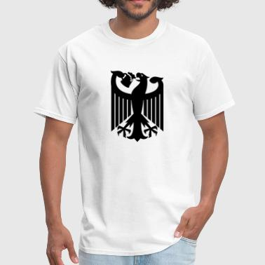 German Beer Coat of arms of Germany (drinking beer) - Men's T-Shirt