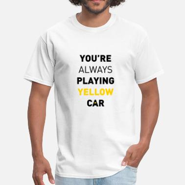 Cabin Pressure Cabin Pressure - Yellow Car - Men's T-Shirt