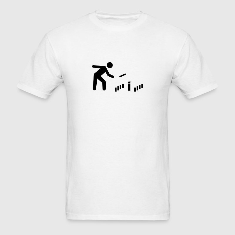 Kubb - Men's T-Shirt