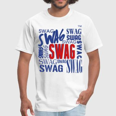 SWAG SWAG SWAG  - Men's T-Shirt
