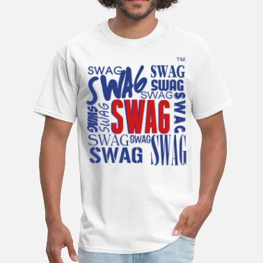 Black Money Matters SWAG SWAG SWAG  - Men's T-Shirt